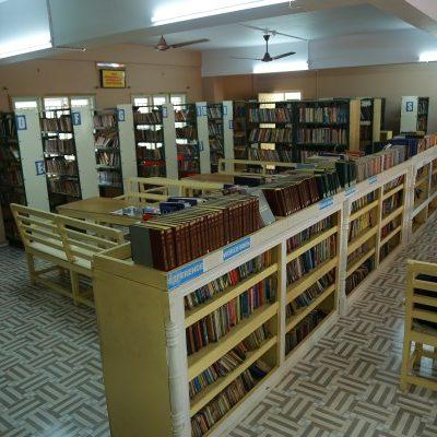Senior library